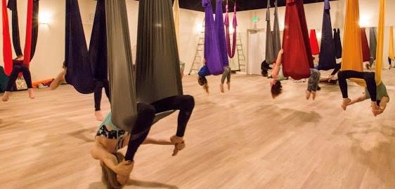 Yoga Studio in Saratoga Springs, UT