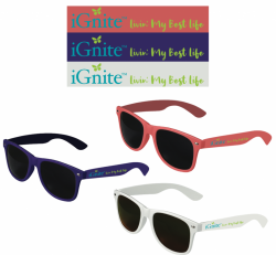 "25% Off ""Livin' My Best Life"" Summer Ready Sunglasses"