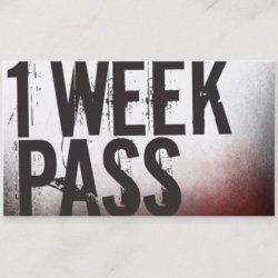 Week Pass