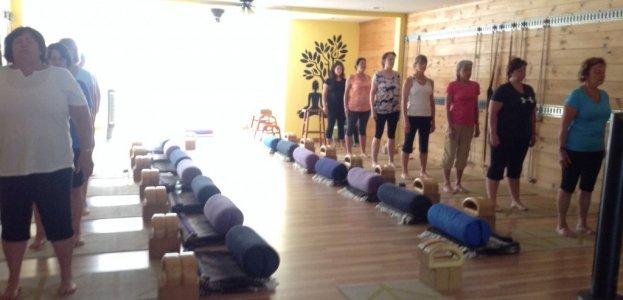 Yoga Studio in Plaistow, NH