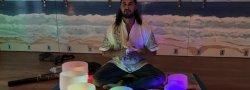 Sound Bath Meditation with Hamilton Garces