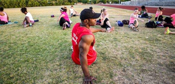 Fitness Studio in Mansfield, TX