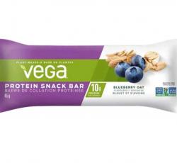 Vega 10g Protein Snack Bar Blueberry Oat Flavour
