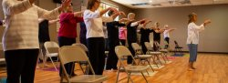 TAI CHI/QIGONG I with Beth Vershure in Tempe Mondays, 12:45 - 1:45pm, February 3 - 24, 2020