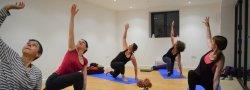 September Beginners Yoga Course Uphill