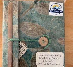 Leaf Travel Journal