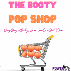 The Booty Pop Shop | 3 Classes | No Groupons or passes