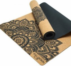 Yoga Design Lab Infinity Mat - Cork