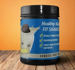 HEALTHY FIT KIDS SHAKE CANISTERS FOR ALL AGES COMING SOON!