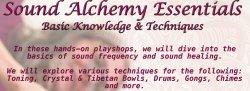 Sound Alchemy Essentials - Level 1