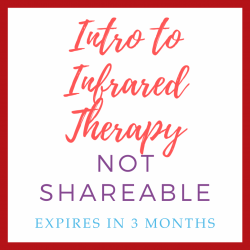 Intro to Infrared Stone Therapy (not shareable)