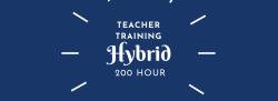 Summer Hybrid 200 Hour Yoga Teacher Training