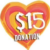 $15 Donation for up to 8 Classes