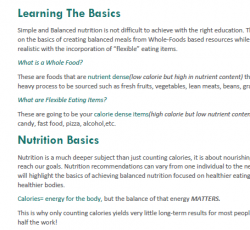 Simple Balanced Nutrition PDF