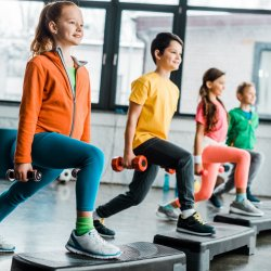 Single Pass Kids/Teens Cardio Class