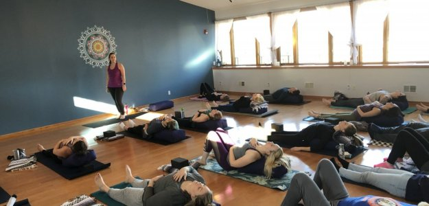 Yoga Studio in Batavia, IL