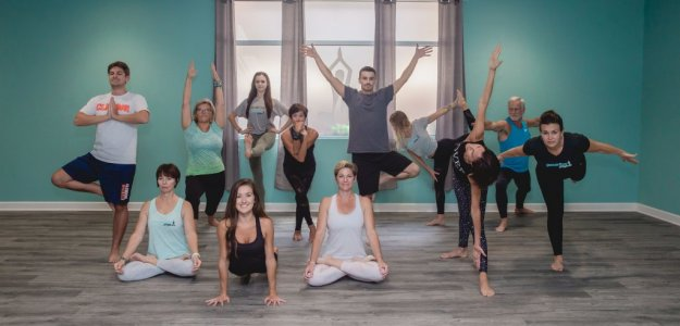 Yoga Studio in Mt Pleasant, SC