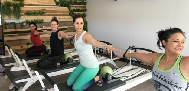 Pilates Studio in Austin, TX