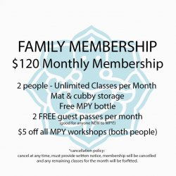 Family Unlimited Membership