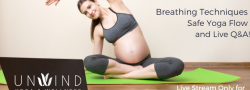Yoga for Pregnancy & Birth Workshop