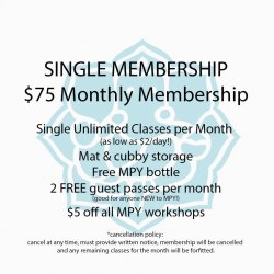 Single Unlimited Membership