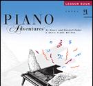 Faber Piano Adventures Lesson Book Level 2A