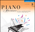 Faber Piano Adventures Lesson Book Level 2B