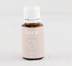 Auric Alchemy ZEN diffuser oil blend