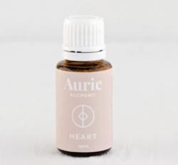 Auric Alchemy HEART diffuser oil blend 15ml