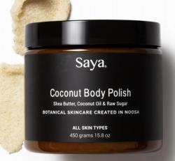 Saya Coconut Body Polish