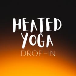 Heated Yoga Drop-in