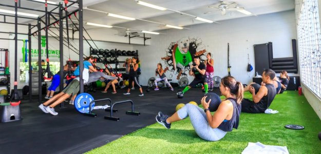 Personal Training Studio in Honolulu, HI