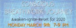 CONSCIOUS BREATH WORK JOURNEY