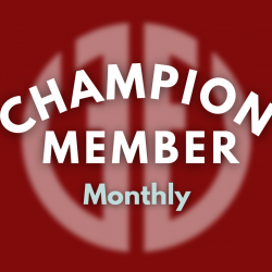 Champion 2021 Package (Month-to-Month Membership)