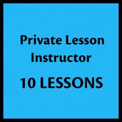 10 Private Lessons