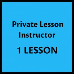 1 Private Lesson