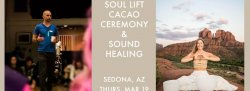 Soul Lift Cacao Ceremony & Sound Healing