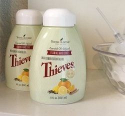Thieves Foaming Hand Soap by Young Living