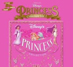 5 Finger Piano: Disney Princess Collection Vol. 1