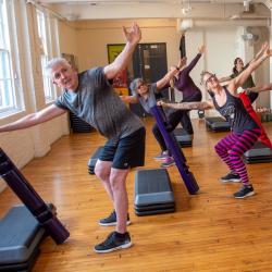 Jiva Fitness' Movement Health Program