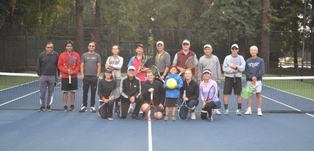 Racquet Club in Fremont, CA