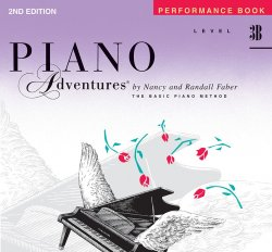 Piano Adventures: Level 3B Performance Book (2nd Ed)