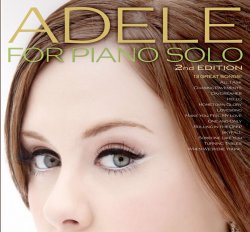 Adele for Piano Solo (2nd Ed)