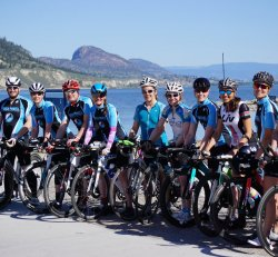 Penticton and Ironman Canada Training Camp -  May 15th to May 18th 2020