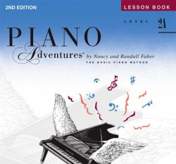 Piano Adventures: Level 2A Lesson Book, (2nd Ed)