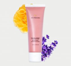 ROSE AND LAVENDER HYDRATING MASK for Dry & Normal/Comb Skin