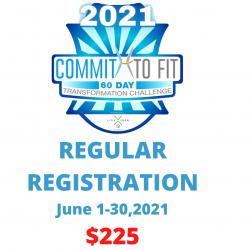 Summer Challenge Regular Registration