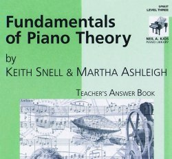 L3 Fundamentals of Piano Theory