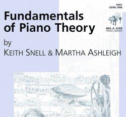 L1 Fundamentals of Piano Theory