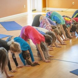 Kids Yoga 5 Class Pack (6 month expiration)